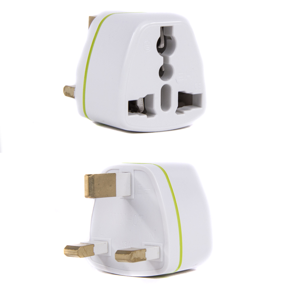 Universal Uk Power Adapter