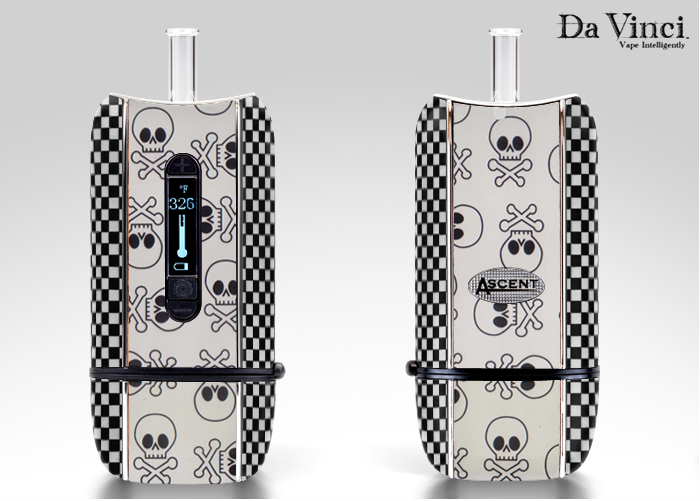 Customizable Ascent Vaporizer By Davinci