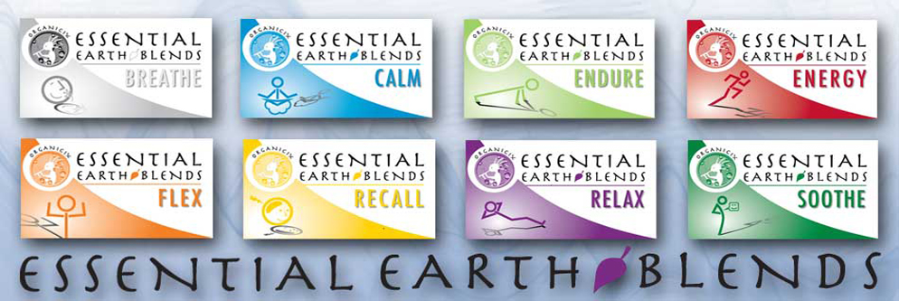 Essential Earth Blends for the DAvinci Vaporizer